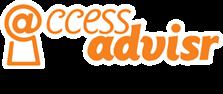 AccessAdvisr Logo