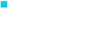 Intel logo Wonderstore website home page