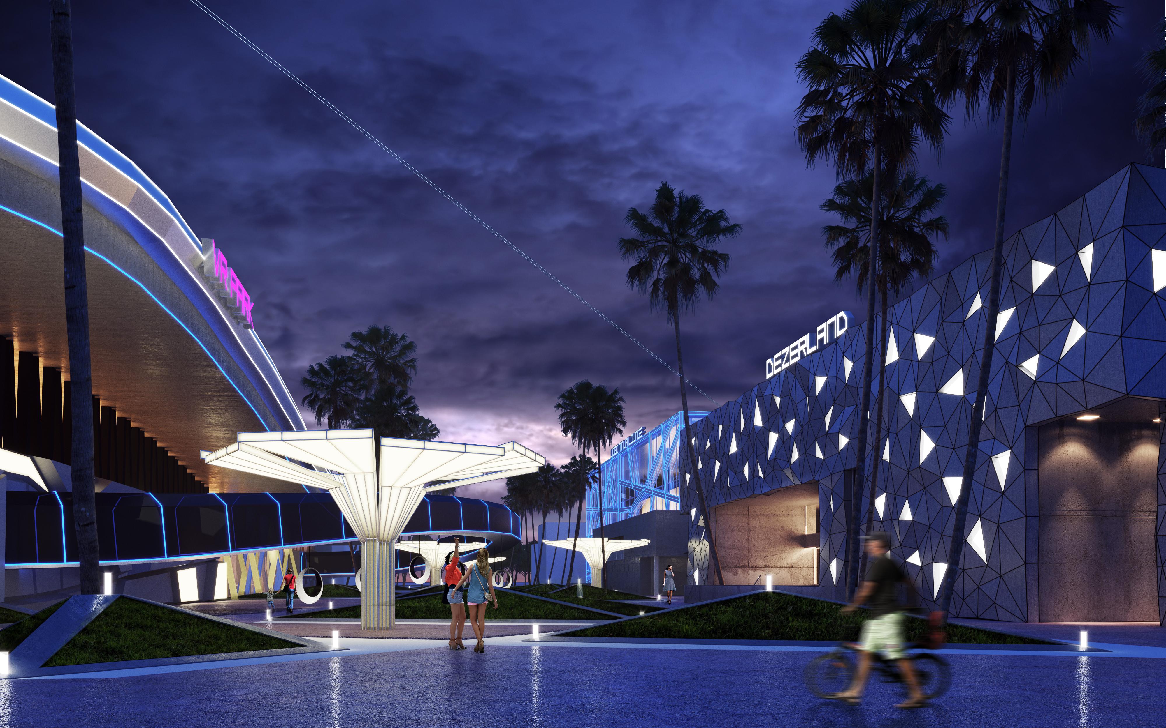 Miami VR Park
