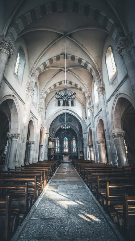 Eglise de Cuiseaux