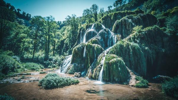 Cascade de Baume-les-Messieurs