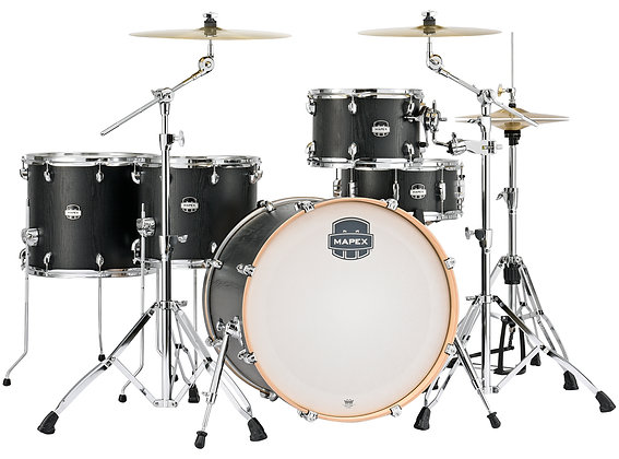 Mars 5-Piece Crossover Shell Pack