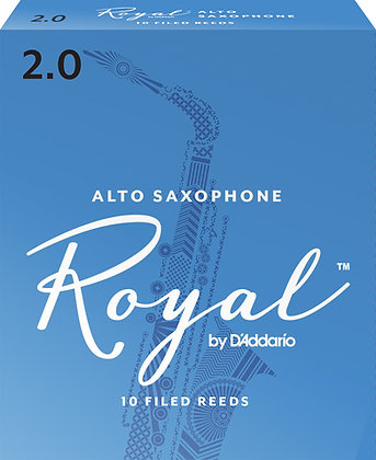 Rico Royal Alto Sax 10/box