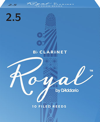 Rico Royal Clarinet 10/box