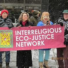 Intereligious Eco Social Justice Network