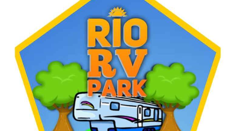 Rio RV Park Stickers