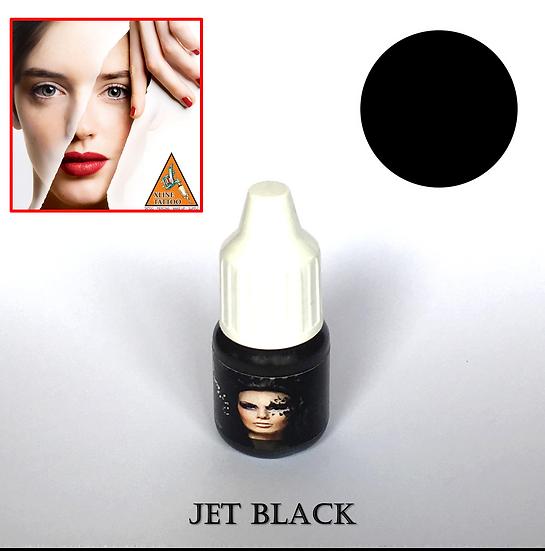 MICROBLADING VE KALICI MAKYAJ BOYASI - JET BLACK ( U.S.A )
