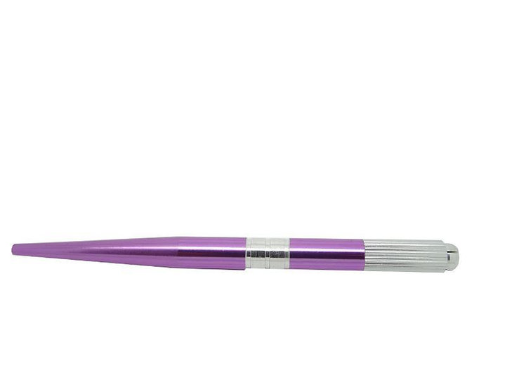 XLM-805 Purple Ergonomik Tutuş Microblading Kalemi
