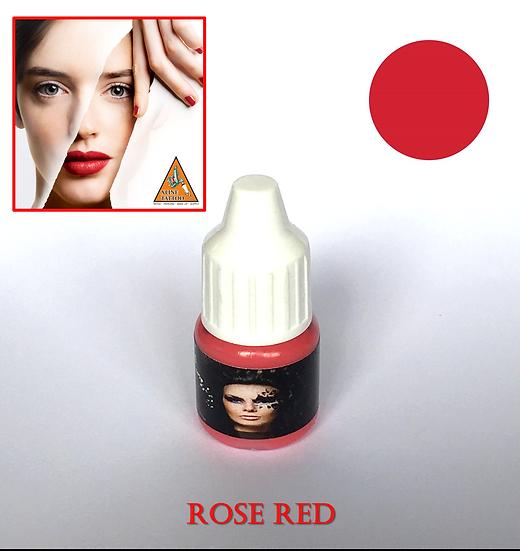 MICROBLADING VE KALICI MAKYAJ BOYASI - ROSE RED ( U.S.A )