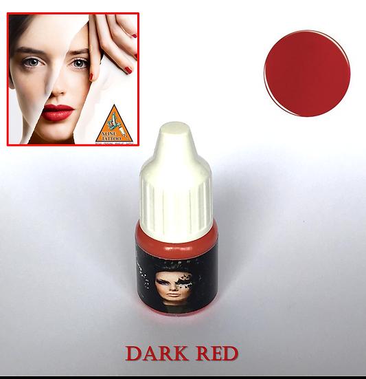 MICROBLADING VE KALICI MAKYAJ BOYASI - DARK RED ( U.S.A )