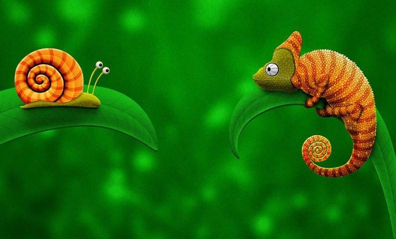 Efeito camaleão ou metamorfose