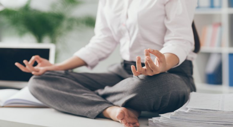 meditação ioga yoga empresarial