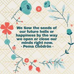 2021年2月18日 種下幸福的種子