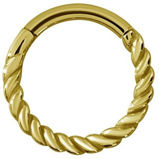 Gold Twisted Clicker