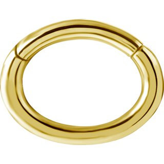 Gold Oval Rook Clicker