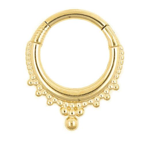 Gold Oriental Clicker