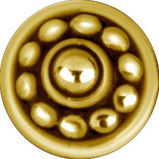 Gold Aufsatz 15