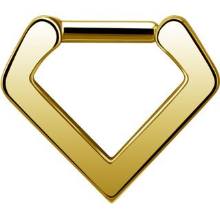 Gold Clicker 17 (V Shaped)