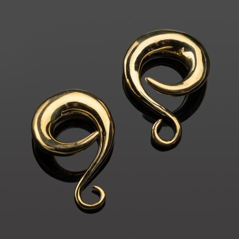 Solid Brass Coils