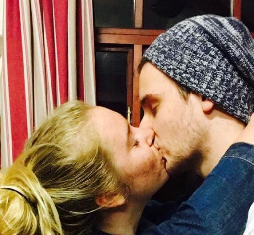 A spellbinding kiss!!!
