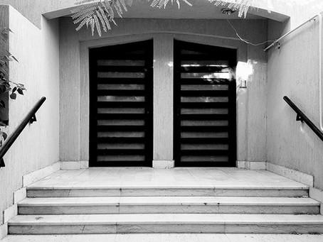 דלתות כניסה חכמות