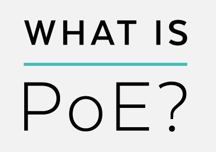 מה זה POE?
