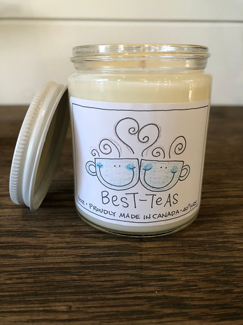 Best-Teas Pure Soy Candle