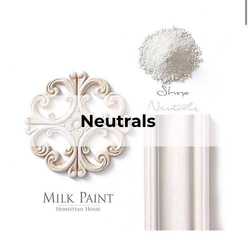 Shop Neutrals Milk Paint