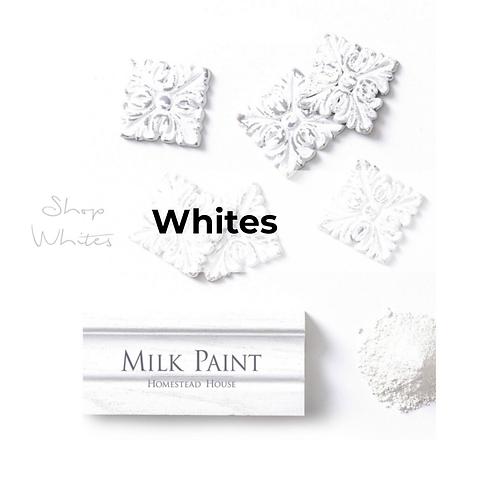 Shop Whites in Milk Paint