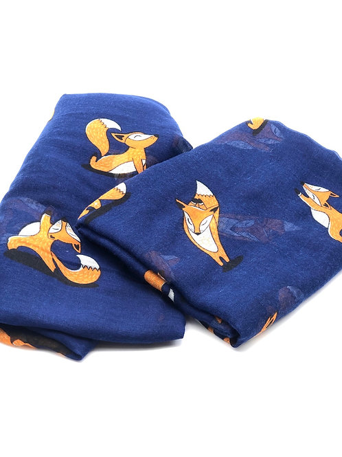 YOGA FOX SCARF