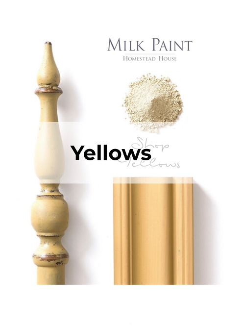 Shop Yellows in Milk Paint