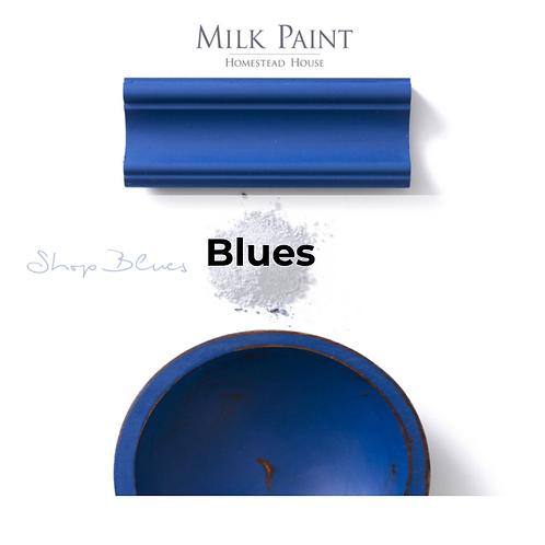 Shop Blues Milk Paint