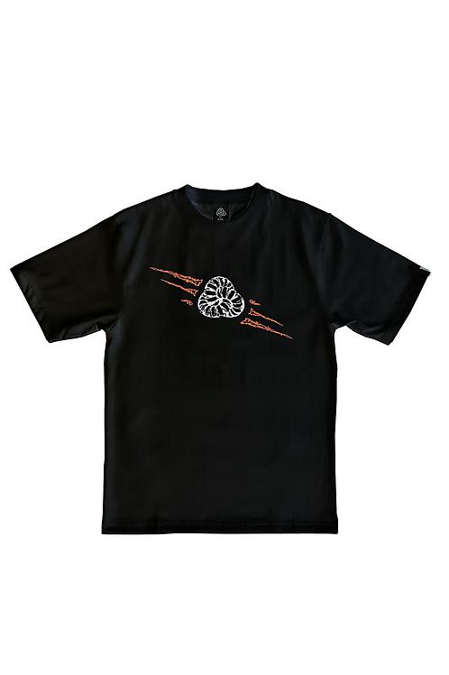 """TREFOIL"" Original Logo T Shirt (Black)"