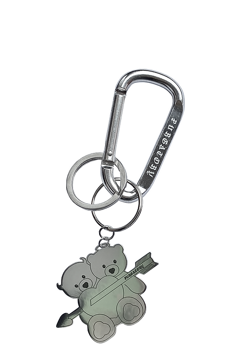 """ANGELS & DEMONS"" Keychain"