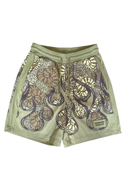 """RANGER"" Drawstring Shorts"