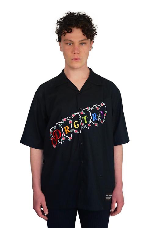 """""""HEART U"""" Button Up Shirt"""
