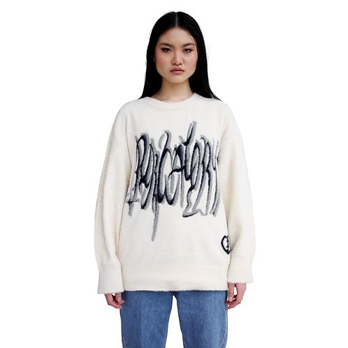 """LUSTRE"" Mink Sweater"