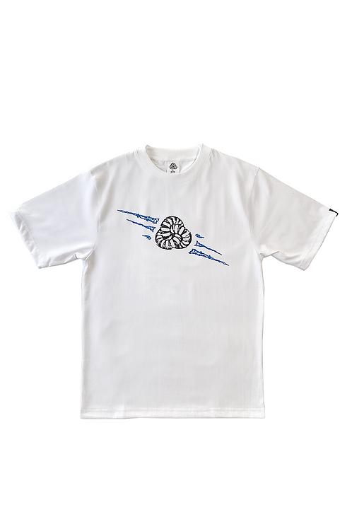 """""""TREFOIL"""" Original Logo T Shirt (White)"""