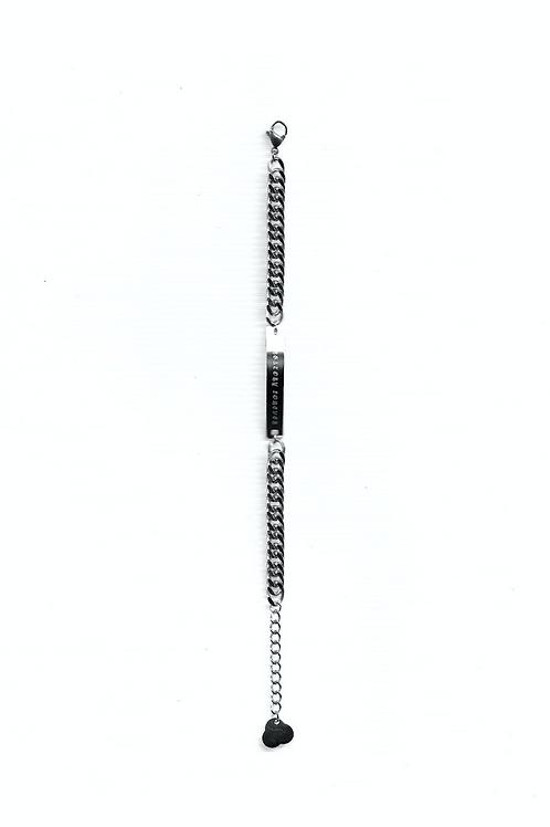 Purgatory ID Double Curb Bracelet
