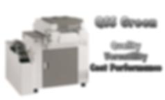 QSS Green Duplex Inkjet System
