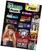 The Campus Pages Lifestyle and Savings Magazine