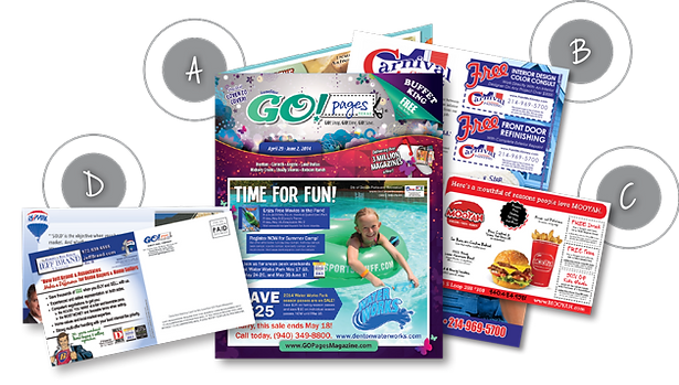 GO Pages Coupon Savings Magazine