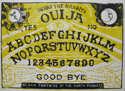 Henry the Rabbit's Ouija