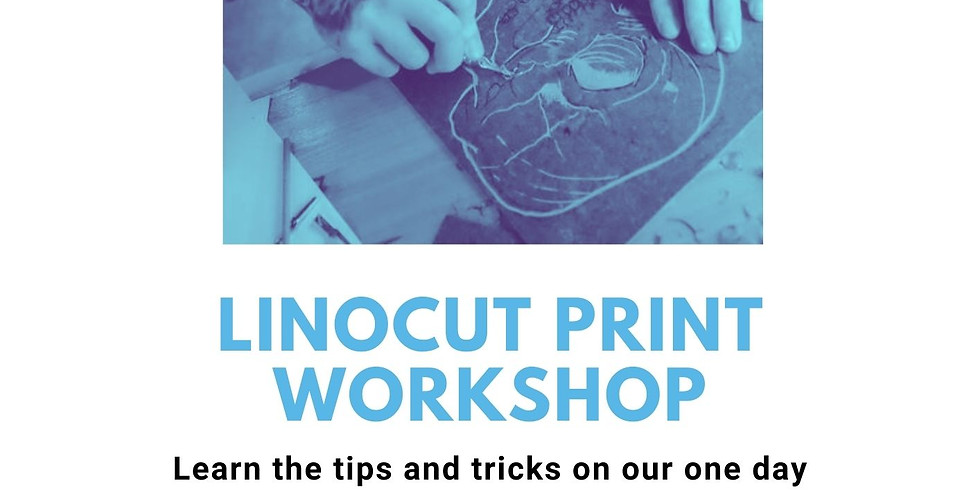 Linocut Print Workshop - 16 May