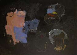 Black Paintings 2007