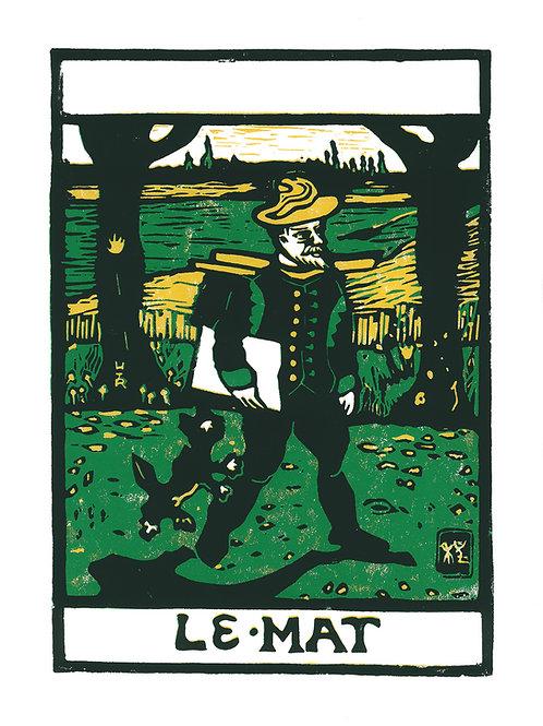 Henry the Rabbit's Tarot. Le Mat