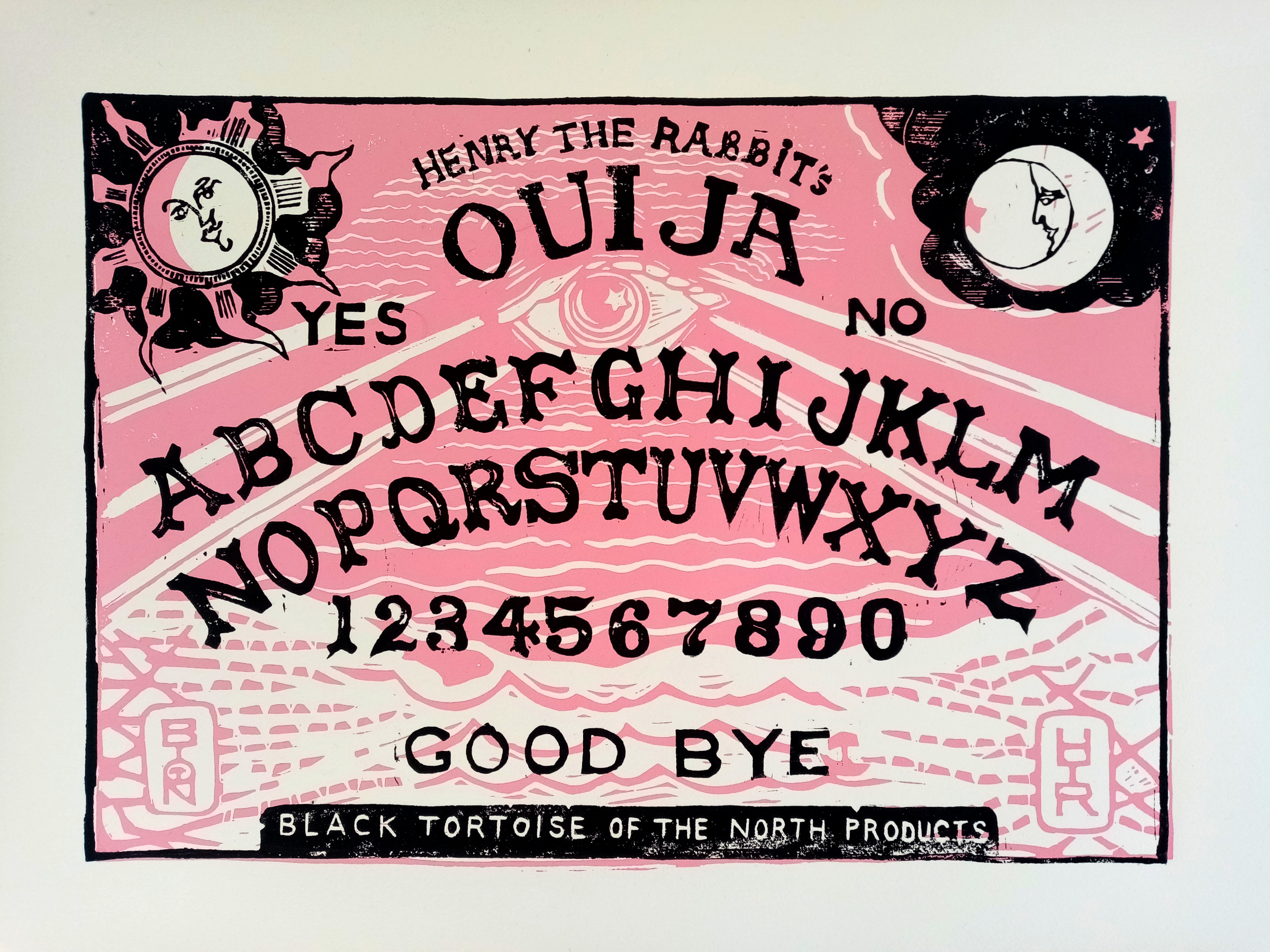 Ouija (Pink Edition)