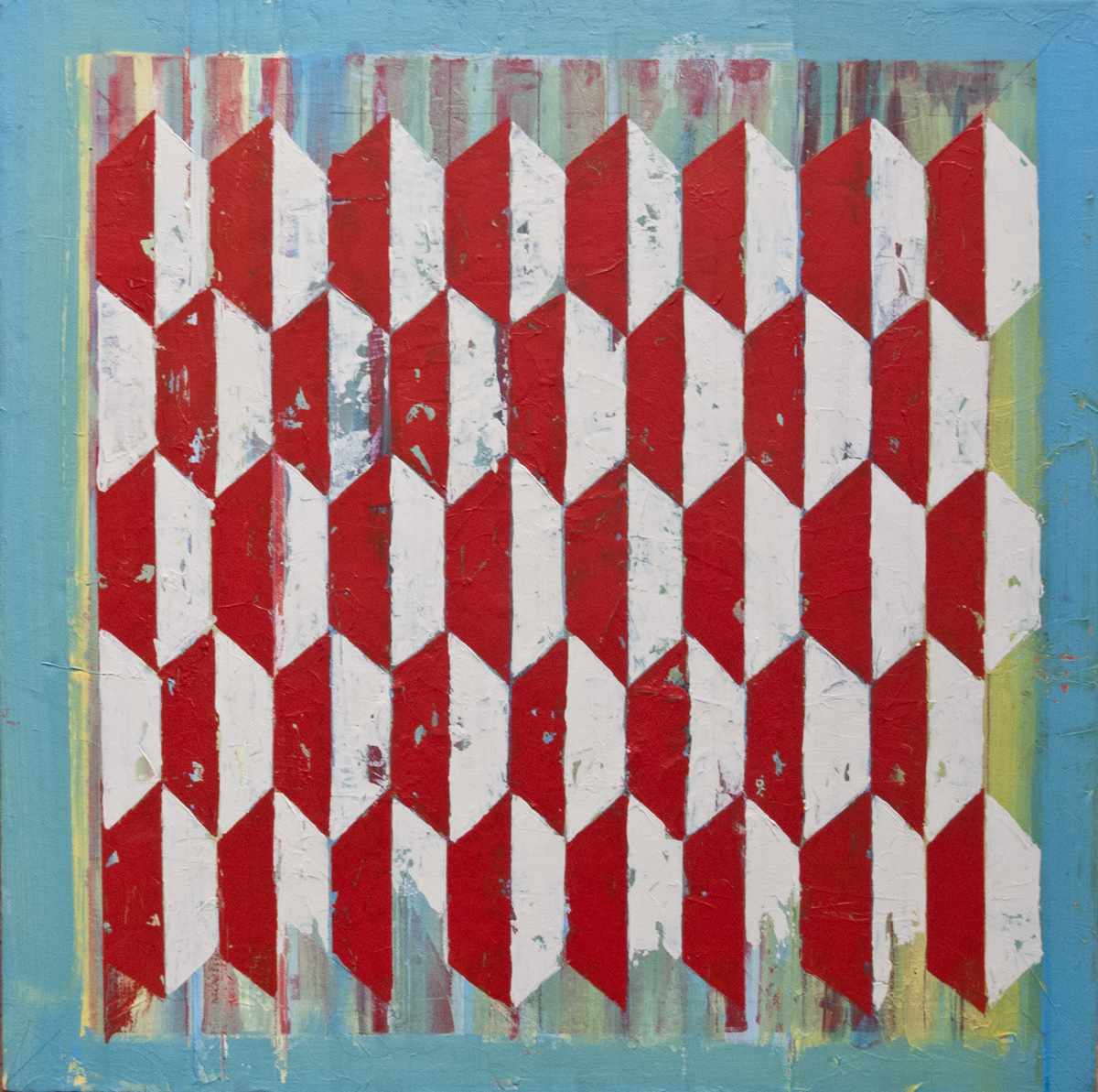 Pattern Painting (SOLD)
