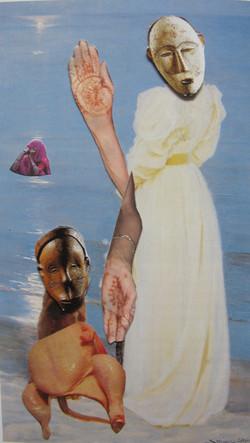 Krøyer gets decoupaged again