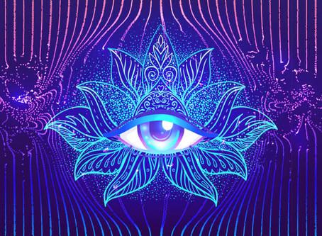 Como está a tua intuição? (6º chakra)